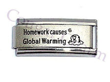 Italian Charms Superlink Homework Causes Global Warming