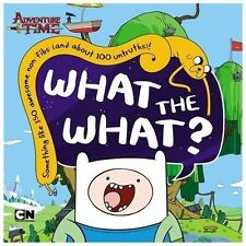 What the What? (Adventure Time) - LikeNew - Mayer, Kirsten - Paperback