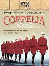 Delibes - Coppelia / Lyon National Opera Ballet (Maguy Marin), New Dvds