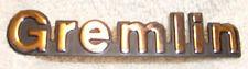 1974 AMC Gremlin Emblem