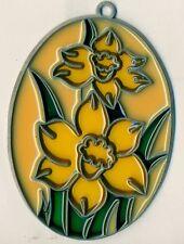 Sun Catchers Yellow Flowers summer spring theme decor__NEW__C3