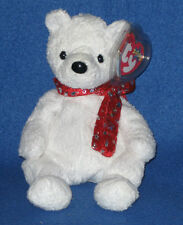 TY 2000 HOLIDAY TEDDY the BEAR BEANIE BABY - MINT TAGS