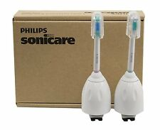 Genuine Philips Sonicare E Series HX7002 Replacement Toothbrush 2 Brush Heads