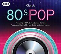 Classic 80s Pop [CD]