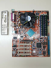 Abit AS8-V v1.1 + Pentium 4 3GHz + 3GB + I/O Shield COMBO TESTED