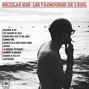 Nicolas Ker - Les Faubourgs de l'Exil (Vinyle 33T)