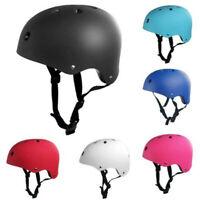 Adult Kids Children Bicycle Helmets Cycle Bike Scooter Skateboard Head Protector