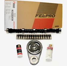 Stage 4 Camshaft Install Kit for 1967-1979 Chevrolet SBC 350 5.7L 480/480 Lift