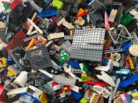 HUGE LEGO 2 pounds of Lego Bulk Lbs Mixed PARTS & PIECES STAR WARS CITY 100%