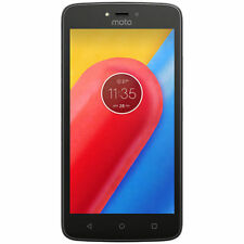 "Motorola Moto C Quad Core 1GB 16GB 5"" Android Smartphone in Black (ML2345)"