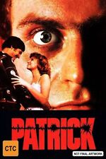 PATRICK -Robert Helpmann AUSTRALIAN HORROR GENUINE REGION 4 DVD AS NEW RARE OOP