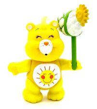 ⭐️ Care Bears ⭐️ Vintage Funshine Bear & HTF Sun Catcher Poseable Figure!