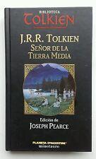 Señor de la Tierra Media. Biblioteca Tolkien. Libro