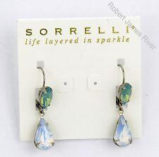 "Sorrelli ""Aegean Sea"" Earrings; ECZ16ASAES"