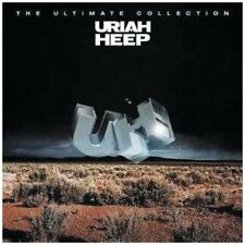 URIAH HEAP ULTIMATE COLLECTION CD 2008 NEW