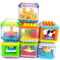 Peek a Boo toy baby blocks Fisher Price Bulk LotK
