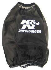 rc-4700dk k&n Funda para FILTRO DE AIRE DRYCHARGER Cubierta;rc-4700, negro