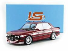 BMW ALPINA B10 3.5 BITURBO 1989 RED LS COLLECTIBLES LS044C 1/18 RESIN 250 PCS