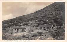 MT Madison, Nh , Appalaches Club Ressort Cabanes, Shorey Cppr #211 Utilisé 1918