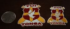 TUI TONGA CANOE CLUB HAWAII REGATTA  RACE MEDAL AND PIN