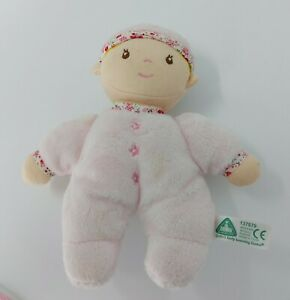 COMFORTER Baby ELC PINK Soft DOLL BABY SOFT TOY 20cm