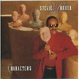 WONDER Stevie - Characters - CD Album