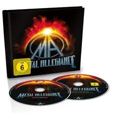 METAL ALLEGIANCE - METAL ALLEGIANCE  CD + DVD NEUF