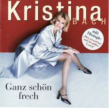 Kristina Bach - Ganz schön frech - CD -