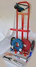 Parweld Weldfast Porto Pack Oxygen / Acetylene Gas Welding Set ( 5 Metre Hoses)