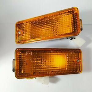DAIHATSU HIJET VAN S80 S81 S82 FRONT INDICATOR TURN SIGNAL LIGHT Pair SET LH/RH