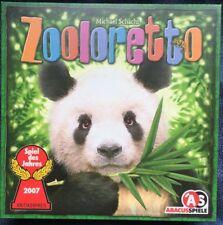 Zooloretto, Spiel des Jahres 2007, ABACUSSPIELE 03071 NEU, OVP