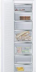 Siemens GI81NACF0 iQ500 Einbau-Gefrierschrank / 211 l / 177 cm / noFrost, F