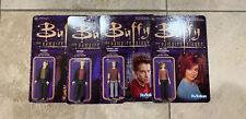 Buffy The Vampire Slayer Reaction Figure Willow, Angel, Spike, Daniel Oz 2014