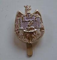 British Army Bedfordshire & Hertfordshire Yeomanry Anodised Cap Badge