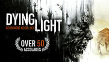 Dying Light Steam Game (PC/MAC/LINUX) - UK/EUROPE ONLY