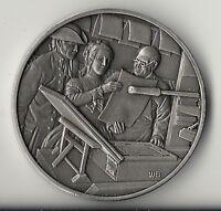 DAR Medal - MERCY OTIS WARREN, Women Of The American Revolutionary War