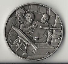 DAR Medal - MERCY OTIS WARREN, Great Women Of The American Revolution