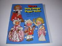 More Dolly Dingle Antique Paper Dolls Reproductions, Dover Pub., 1979, New Uncut