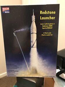 1/72 Horizon Models, Redstone Launcher. #2005. New