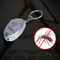 Anti-Mosquito Insect Repeller Key Ring Electronic Ultrasonic Pest Repellent #w