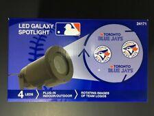 Toronto Blue Jays Baseball logo wall projector LED Galaxy moving Spotlight
