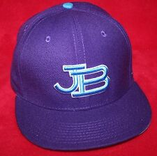 JUSTIN BIEBER Fever Purple Snapback Flat Brim Baseball HAT CAP NEW
