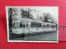 Foto Dresden Strassenbahn Linie 20 Cotta von 1957   ( 35658