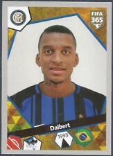 PANINI-2018 FIFA 365- #E26-INTER MILAN-DALBERT