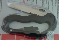Kershaw Carabiner Tool Knife Screwdrivers Bottle Opener Model 1004nbx