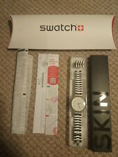 Swatch Watch, Skinsteps, Unisex, WR30m,  SVUM101G