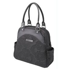 Petunia pickle bottom diaper bag backpack black Sashay Satchel Limited Edition