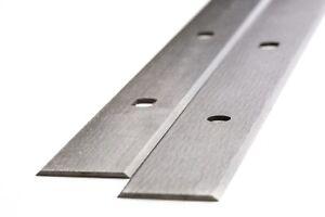 Planer Blades 310mm Disposable 1 Pair M42-HS For Felder System Machine S702S2