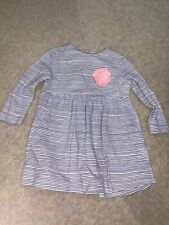 Joules Winter Baby Dress 9-12 Months