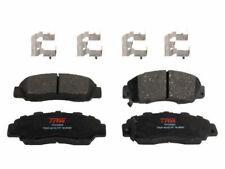 For 1997-2001 Honda CRV Brake Pad Set Front TRW 41581ZB 1998 1999 2000 Ceramic